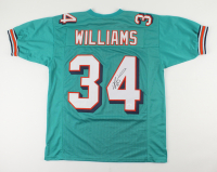 Ricky Williams Signed Jersey (JSA COA) (See Description) at PristineAuction.com