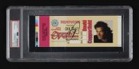 David Copperfield Signed Russian Event Ticket (PSA Encapsulated) at PristineAuction.com