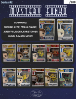 Prime Time Signatures Funko Pop! Mystery Box - Series 2 at PristineAuction.com