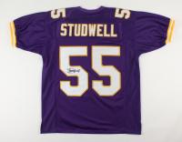 Scott Studwell Signed Jersey (JSA COA) at PristineAuction.com
