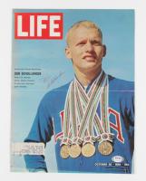 Don Schollander Signed Life Magazine Cover (PSA COA) (See Description) at PristineAuction.com