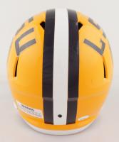 Jarvis Landry Signed LSU Tigers Full-Size Speed Helmet (JSA COA) (See Description) at PristineAuction.com