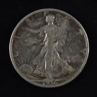 1936 Walking Liberty Silver Half Dollar at PristineAuction.com