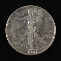 1947 Walking Liberty Silver Half Dollar at PristineAuction.com