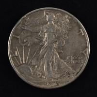 1943 Walking Liberty Silver Half Dollar at PristineAuction.com