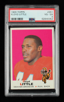 Floyd Little 1969 Topps #251 (PSA 4) at PristineAuction.com