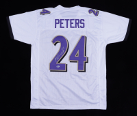 Marcus Peters Signed Jersey (Beckett COA) at PristineAuction.com