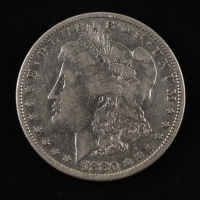 1880 $1 Morgan Silver Dollar at PristineAuction.com
