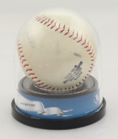 Mickey Mantle Signed Baseball (Beckett Encapsulated) at PristineAuction.com