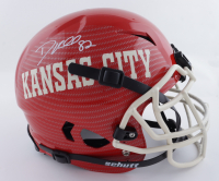 Dante Hall Signed Youth Full-Size Authentic On-Field Hydro-Dipped Vengeance Helmet (PSA COA) (See Description) at PristineAuction.com