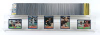 Complete Set of (660) 1986 Fleer Baseball Cards with #649 Jose Canseco RC, #345 Roger Clemens, #310 Nolan Ryan, #284 Cal Ripken Jr., #646 Paul O'Neill at PristineAuction.com
