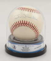 Billy Martin Signed OAL Baseball With Multiple Inscriptions (BGS Encapsulated) at PristineAuction.com