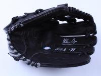 "Nolan Ryan Signed Rawlings Baseball Glove Inscribed ""HOF 99"" (PSA COA) (See Description) at PristineAuction.com"