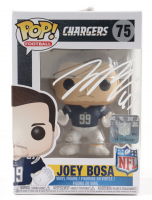 Joey Bosa Signed Chargers #75 Funko Pop! Vinyl Figure (Beckett COA) (See Description) at PristineAuction.com