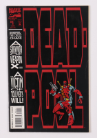 """1993 """"Deadpool"""" Issue #1 Marvel Comic Book (See Description) at PristineAuction.com"""