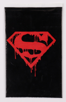 """1987 """"Superman"""" Issue #75 DC Factory Sealed Death Issue Comic Book Black Bag Memorial Set at PristineAuction.com"""