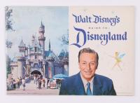 "Vintage 1959 Original Walt Disney's ""Guide to Disneyland"" Souvenir Guide Book (See Description) at PristineAuction.com"