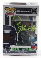 DK Metcalf Signed Seahawks #147 Funko Pop! Vinyl Figure (Beckett COA) (See Description) at PristineAuction.com