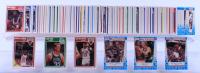 Complete Set of (179) 1989-90 Fleer Basketball Cards with Michael Jordan #21, Michael Jordan #3, Larry Bird #10, Dale Ellis, #8 Patrick Ewing #7, Karl Malone #1 at PristineAuction.com