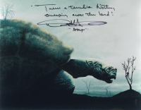 """Noah Hathaway Signed """"The Never Ending Story"""" 11x14 Photo Inscribed """"Atreyu"""" & """"Theres a terrible nothing sweeping across the land"""" (AutographCOA COA) at PristineAuction.com"""