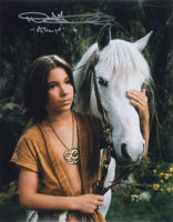 """Noah Hathaway Signed """"The Never Ending Story"""" 11x14 Photo Inscribed """"Atreyu"""" (AutographCOA COA) at PristineAuction.com"""