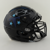 Bud Dupree Signed Youth Full-Size Authentic On-Field F7 Helmet (Beckett Hologram) at PristineAuction.com