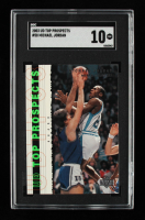 Michael Jordan 2003-04 UD Top Prospects #58 (SGC 10) at PristineAuction.com
