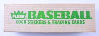 1988 Fleer Baseball Complete Factory Set of (660) Cards at PristineAuction.com