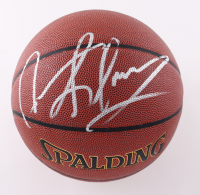 Dennis Rodman Signed NBA Basketball (Schwartz Sports COA) at PristineAuction.com