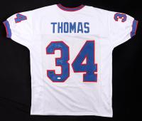 "Thurman Thomas Signed Jersey Inscribed ""HOF '07"" (JSA COA & Thomas Hologram) at PristineAuction.com"