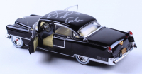 """Gianni Russo Signed LE """"The Godfather"""" 1955 Cadillac Fleetwood Series 60 - 1:24 Greenlight Diecast Car Inscribed """"Carlo"""" (JSA COA) at PristineAuction.com"""