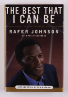 """Rafer Johnson Signed """"The Best That I Can Be"""" Hardcover Book (PSA COA) at PristineAuction.com"""