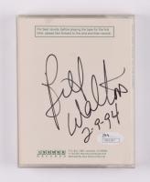 "Bill Walton Signed Cassette Tape Inscribed ""2-9-94"" (JSA COA) at PristineAuction.com"
