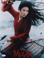 "Liu Yifei Signed ""Mulan"" 11x14 Photo (JSA Hologram) (See Description) at PristineAuction.com"