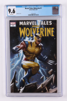 """2020 """"Marvel Tales: Wolverine"""" Issue #1 Marvel Comic Book (CGC 9.6) at PristineAuction.com"""