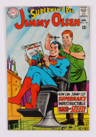 """1968 """"Superman's Pal Jimmy Olsen"""" Issue #110 DC Comic Book (See Description) at PristineAuction.com"""