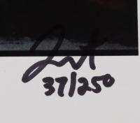 Iron Man - Marvel Comics - Joshua Barton 12x18 Signed Limited Edition Lithograph #/250 (PA COA) at PristineAuction.com