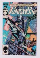"""1987 """"The Punisher"""" Issue #1 Marvel Comic Book at PristineAuction.com"""