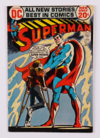 "1972 ""Superman"" Issue #254 DC Comic Book (See Description) at PristineAuction.com"