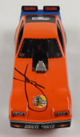 John Force Signed LE Brute Force 1978 Monza Funny Car 1:24 Diecast Car (Beckett COA) at PristineAuction.com