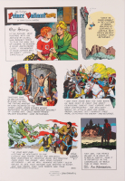 """""""Prince Valiant """" 14x20 LE Poster at PristineAuction.com"""