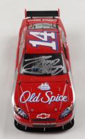 Tony Stewart Signed LE NASCAR #14 Old Spice 2009 Impala SS 1:24 Diecast Car (Beckett COA) at PristineAuction.com