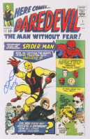 "Elden Henson Signed ""Daredevil"" 11x17 Photo Inscribed ""Foggy"" (JSA COA) at PristineAuction.com"