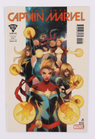 """2017 """"The Mighty Captain Marvel"""" Issue #1 Fried Pie Variant Cover Marvel Comic Book at PristineAuction.com"""