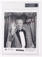 """Rodney Dangerfield Signed """"Meet Wally Sparks"""" 8x10 Photo (BGS Encapsulated) at PristineAuction.com"""