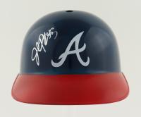 John Rocker Signed Braves Full-Size Batting Helmet (Beckett Hologram) at PristineAuction.com