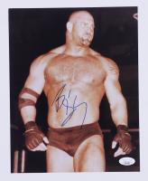 Bill Goldberg Signed WWE 8x10 Photo (JSA COA) at PristineAuction.com