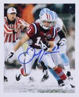 Julian Edelman Signed Patriots 8x10 Photo (JSA COA) at PristineAuction.com