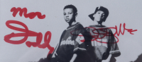 """Chris """"Daddy Mac"""" Smith & Chris Kelly Signed """"Kris Kross"""" 5x7 Photo (BGS Encapsulated) at PristineAuction.com"""