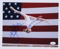 Nastia Liukin Signed Team USA 8x10 Photo (JSA COA) (See Description) at PristineAuction.com